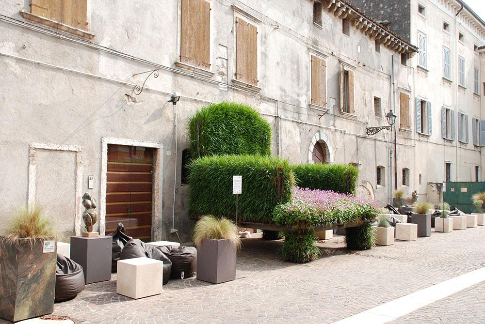 Scultura residenza privata